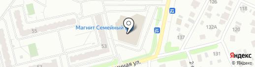 УралГеоДевелопмент на карте Перми