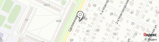 Суши шок на карте Перми