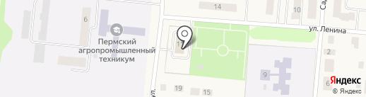 Бершетский сельский дом культуры на карте Бершетя