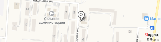 Торсел на карте Бершетя