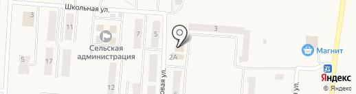 Магазин одежды на карте Бершетя