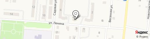 Магазин товаров для дома на карте Бершетя