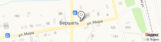 Deltapay на карте Бершетя
