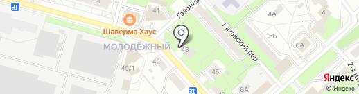 Неокруг-Плюс на карте Перми