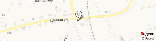 Продуктовый магазин на карте Мулянки