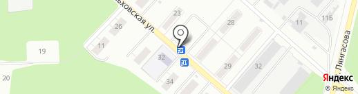 FM на карте Перми