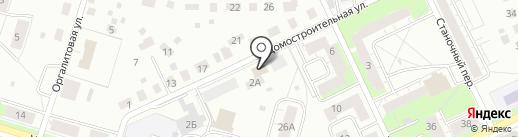До-ми-соль на карте Перми