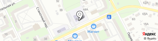 Общественная приемная депутата Филиппова А.Е. на карте Перми