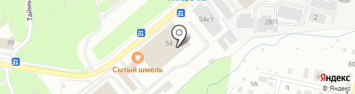 Альфа-Сервис на карте Перми
