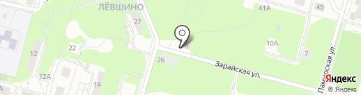 Кафе-закусочная на карте Перми