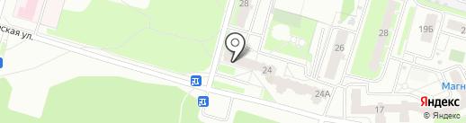 Магазин-ателье на карте Перми