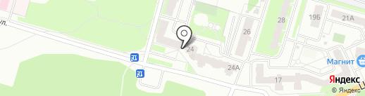 Магазин товаров для сада и огорода на карте Перми