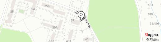 Магазин автотоваров на карте Перми
