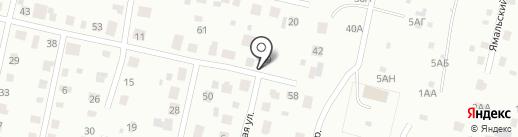 Калейдоскоп на карте Перми