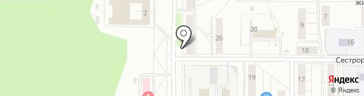 Ассоль на карте Перми