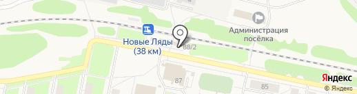 Кондитерский магазин на карте Перми
