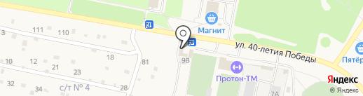 ТАБАЧНАЯ ЛАВКА №1 на карте Перми