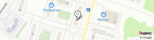 ЛюбимоВ на карте Березников