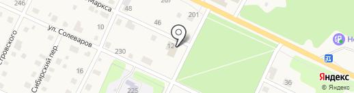 Charoit на карте Усолья