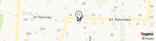 Натали на карте Усолья