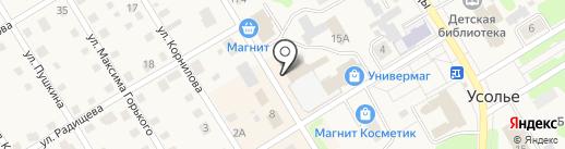 Rich на карте Усолья