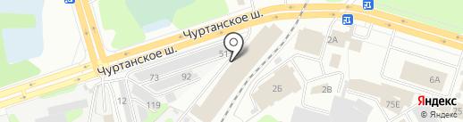 Бакалея на карте Березников
