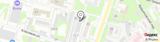 Мастерская по тонированию автостекол на карте Березников