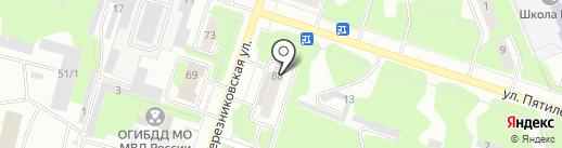 ABS AUTO на карте Березников