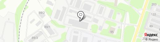Stend Up Auto на карте Березников
