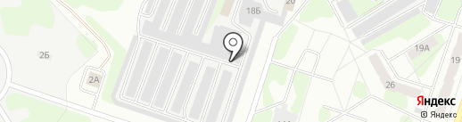 Центр кузовного ремонта на карте Березников