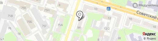 Все для иномарок на карте Березников