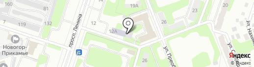 Горный институт Уральского отделения РАН на карте Березников