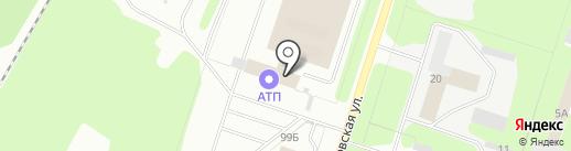 Тайм авто на карте Березников