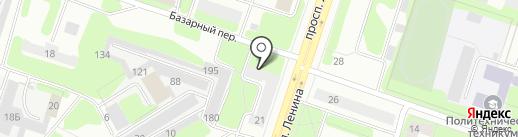 Всероссийское общество инвалидов на карте Березников