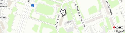 Ресет на карте Березников