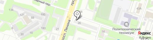 Авто+ на карте Березников