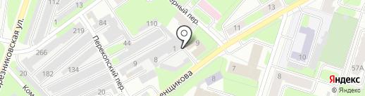АЛЛО, ГАРАЖ! на карте Березников