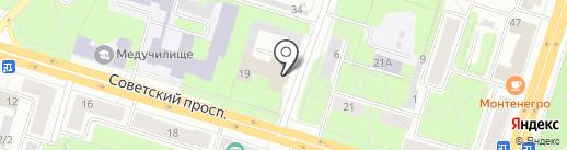 Почта Банк, ПАО на карте Березников