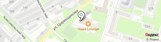 ПОИСК на карте Березников