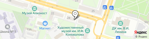 Auto159 на карте Березников