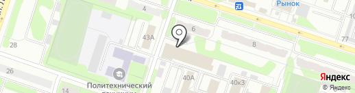 Мастерская по ремонту бензоинструмента на карте Березников
