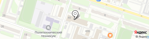 Цветочный рай на карте Березников