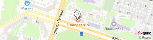СПК ОлимП на карте Березников