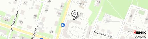 U LINK на карте Березников