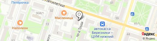 Neo Art на карте Березников