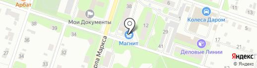 Автостекло 59 на карте Березников