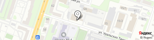 ГАЗМАРКЕТ на карте Березников