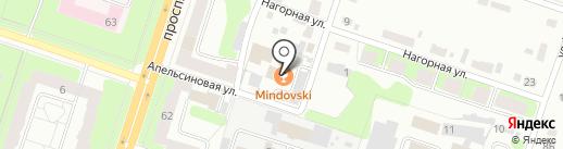 RESTOBAR на карте Березников