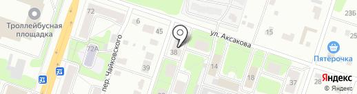 Loggia на карте Березников