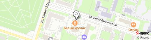 M & A Brandshop на карте Березников